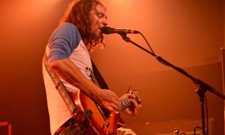 The War on Drugs on Dan Kulpa - Day 1 @ Hopscotch Music Festival - September 4th 2014