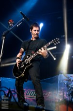 Godsmack @ Pain In The Grass © Michael Ford
