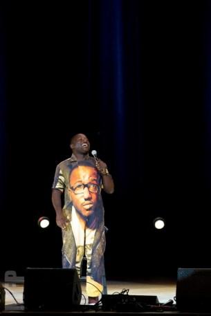 Hannibal Buress @ Odd Ball Comedy & Curiousity Festival © Michael Ford
