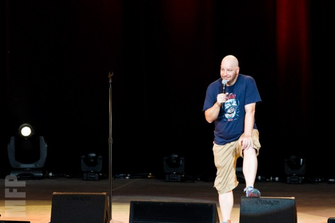 Jeff Ross @ Odd Ball Comedy & Curiousity Festival © Michael Ford