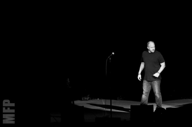 Louis CK @ Odd Ball Comedy & Curiousity Festival © Michael Ford