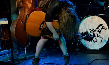 Lydia Loveless @ Motorco Music Hall © Dan Kulpa