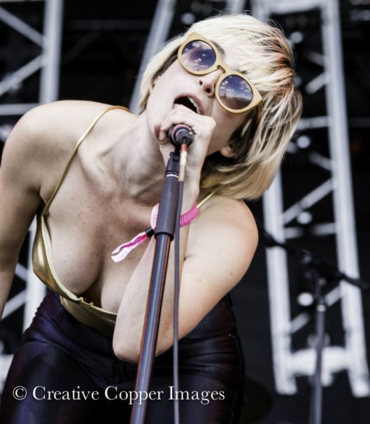 July Talk @ Sonic Boom Festival © Jennifer McInnis