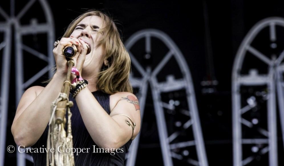 Serena Ryder @ Sonic Boom Festival © Jennifer McInnis