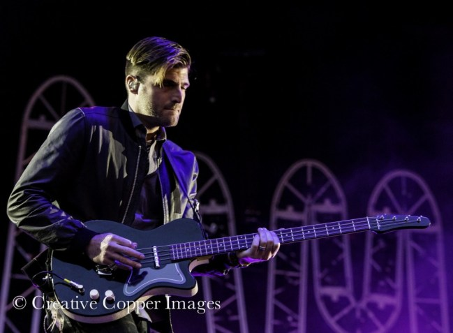 Foster The People @ Sonic Boom Festival © Jennifer McInnis