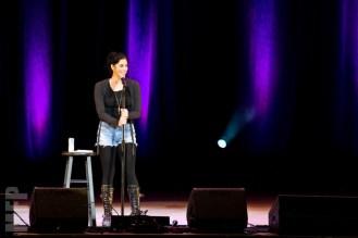 Sarah Silverman @ Odd Ball Comedy & Curiousity Festival © Michael Ford
