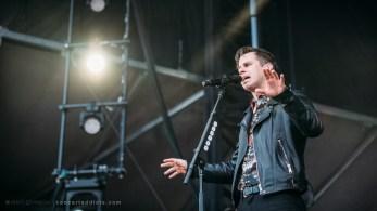 Foster the People at Calgary X-Fest © Matt Szymkow