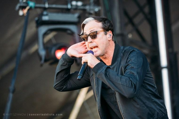 Fitz and the Tantrums at Calgary X-Fest © Matt Szymkow