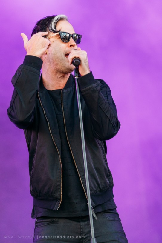Fitz and the Tantrums at Calgary X-Fest © Matt Szymkow