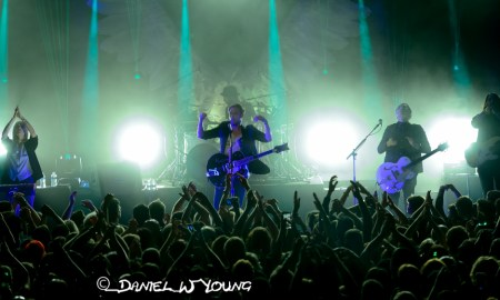The Airborne Toxic Event @ Commodore Ballroom © Daniel Young