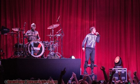 Twenty One Pilots @ The Rio Theatre Vancouver © Jamie Taylor