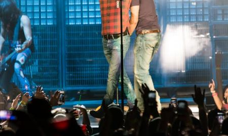 Dierks Bentley @ Scotiabank Saddledome © Jeremey Dirom