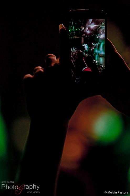 Arch Enemy @ The Commodore Ballroom © Melvin Pastora