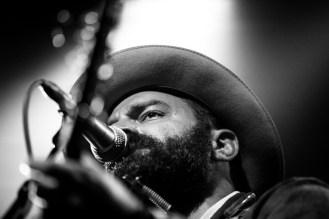 Drew Holcomb @ Cainsballroom © Braden jarvis