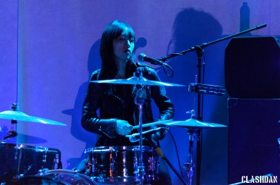 Dum Dum Girls @ Kings Barcade © Dan Kulpa