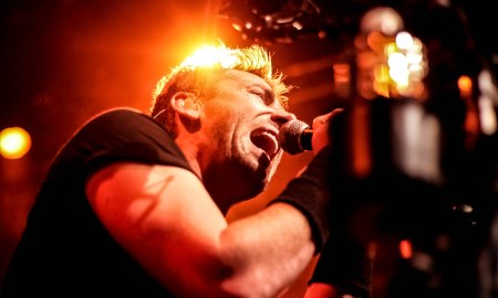 Nickelback @ House Of Blues Los Angeles © Holland Van Gores