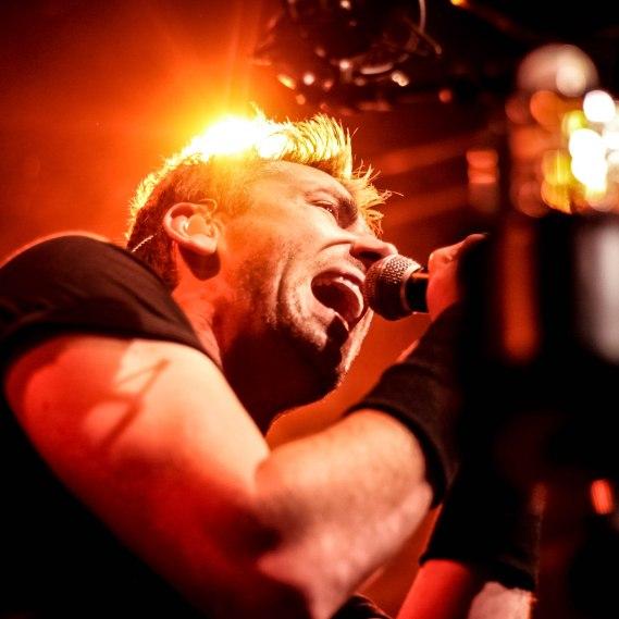 Nickelback @ House Of Blues Los Angeles © Holland Van Gores