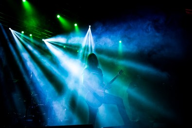 Exodus @ Chevy Bricktown Events Center © Braden Jarvis