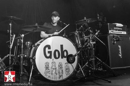 Gob @ Lucky Bar © Rob Porter
