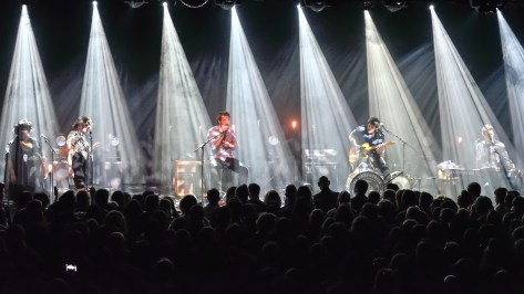 The Harpoonist and the Axe Murderer @ Commodore Ballroom © Daniel Young