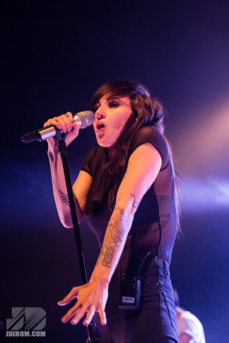 Lights @ MacEwan Hall © J. Dirom
