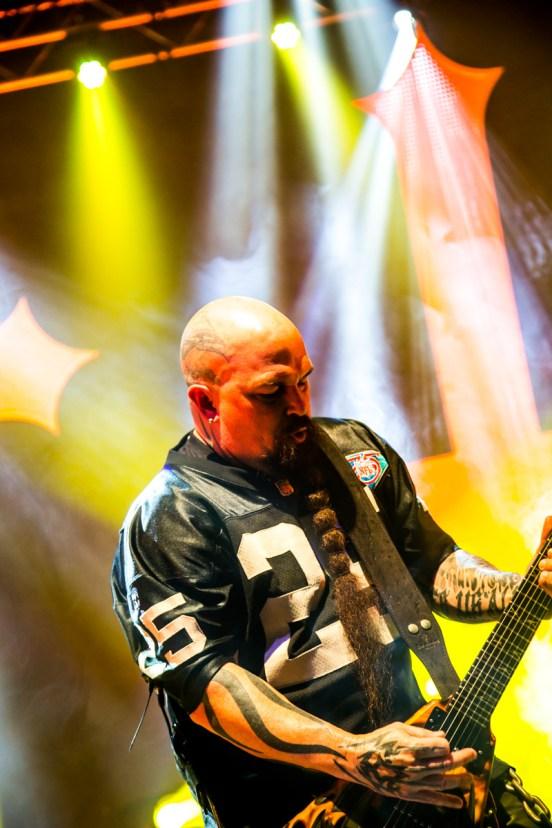 Slayer @ Chevy Bricktown Events Center © Braden Jarvis
