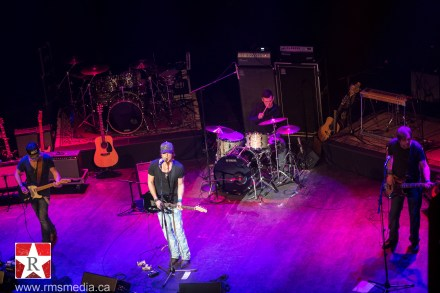 The Tumblin' Dice @ The McPherson Playhouse Theatre © Rob Porter