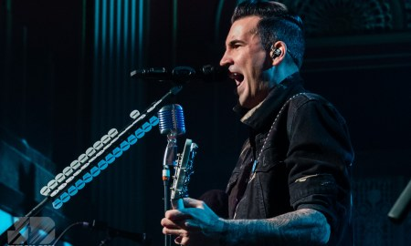 Theory of a Deadman @ Flames Central © Jeremey Dirom
