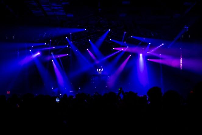 Andrew Rayel @ Lights All Night TX © Braden Jarvis