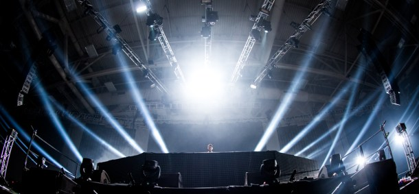 Zedd @ Lights All Night TX © Braden Jarvis