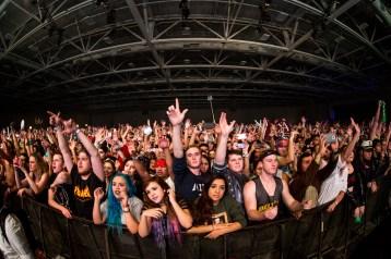 Skrillex @ Lights All Night TX © Braden Jarvis