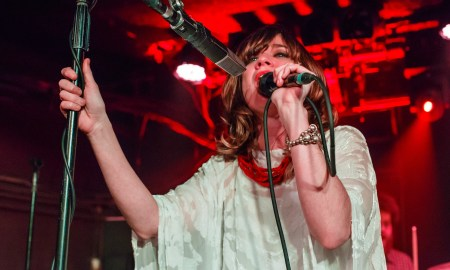 Nicole Atkins at Rock and Roll Hotel © Matt Condon