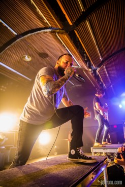 August Burns Red @ MacEwan Hall © J. Dirom