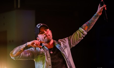 Dallas Smith @ Flames Central © J. Dirom