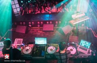 The Funk Hunters + Chali 2na at Sugar Nightclub in Victoria, BC on March 20th 2015