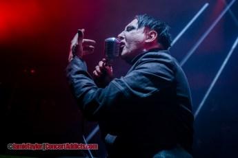 Marilyn Manson @ Queen Elizabeth Theatre - March 29th 2015
