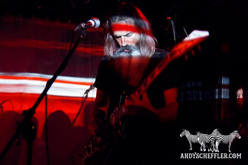 Moon Duo at The Biltmore © Andy Scheffler
