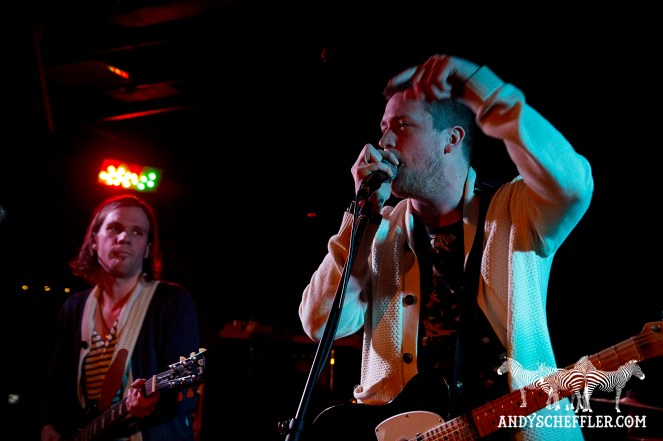 The You at The Biltmore Cabaret © Andy Scheffler