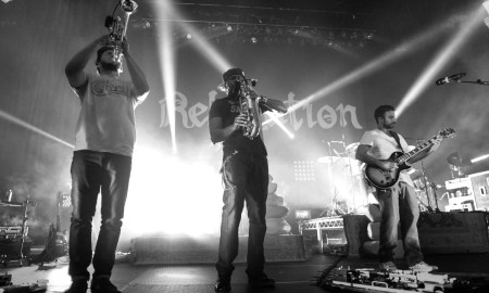Rebelution @ Hollywood Palladium © Tristan Bellisimo