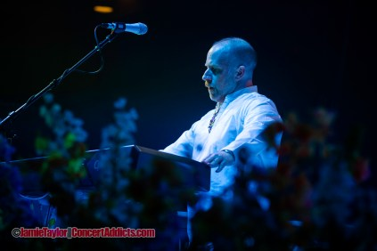 Roddy Bottum of Faith No More @ Pne Forum Vancouver © Jamie Taylor