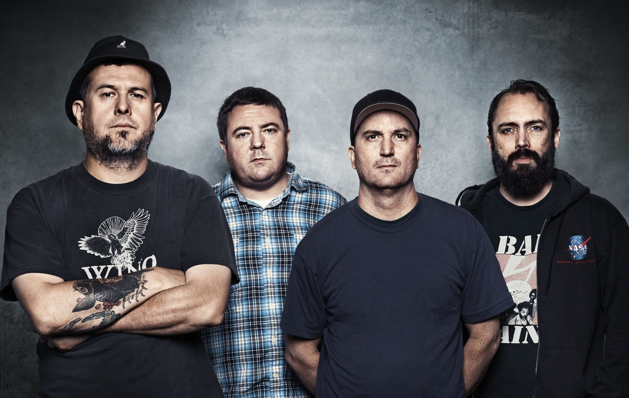 Clutch Interview 2015 on Concert Addicts