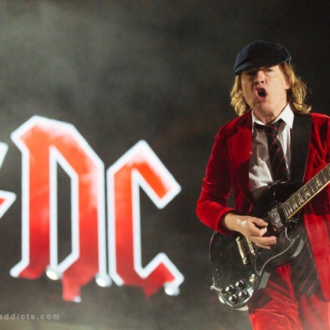 AC/DC - Week 1 of Coachella Valley Music and Arts Festival @ Polo Field - April 10th-12th 2015