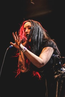 New Years Day @ Club Nokia © Holland Van Gores