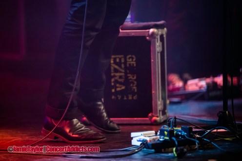 George Ezra @ Commodore Ballroom Vancouver © Jamie Taylor