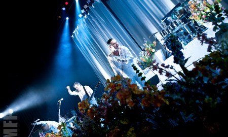 Faith No More at The Paramount © Michael Ford