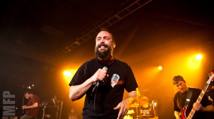 Neil Fallon of Clutch © Michael Ford