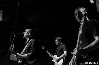The Menzingers at Local 506 © Dan Kulpa
