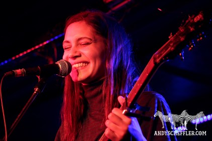 Okay Kaya at Electric Owl © Andy Scheffler