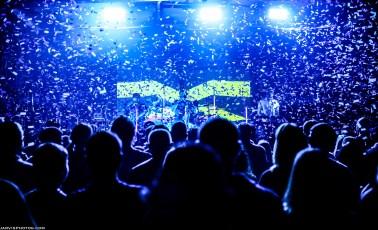 Ok Go @ Diamond Ballroom Oklahoma City © Braden Jarvis