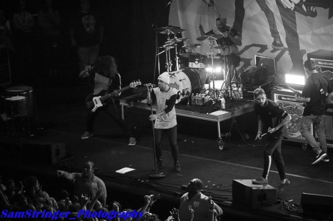 Issues @ City National Civic - May 4th 2015